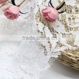 LACE FABRIC Strand Peach Blossom Bud Silk Cloth FOR WEDDING DRESS