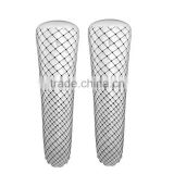 fishnet inflatable shoe tree,plastic boot shaper