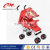 Easy open and folding Europe standard /baby stroller 3 in 1 / Portable mother baby stroller bike / baby strollers