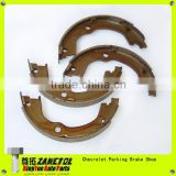96626083 Auto Rear Parking Brake Shoes Pads Set for Chevrolet Captiva Sport 2012-2015 Chevrolet Equinox 2007-2015