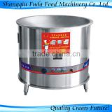 Conduction Oil electric food warmer cooking pot