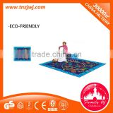 nursery school kids educational letters sailing teaching carpet