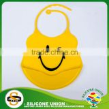 best silicone baby body bibs comfortable silicone baby bib with teether eating baby bibs