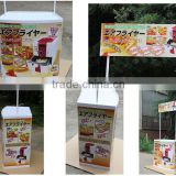 used retail plastic table for sales