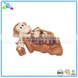 Monkey Floating Family Set Bath Toy
