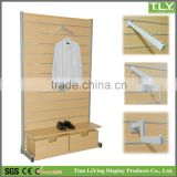 SSW-CW-112 Custom Wooden Display Stand / Display Furniture for Clothes Shop Decoration China Manufacturer