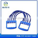 New Products Rubber Equipment Resistance Exercise Belt Pilates Band Sport Elastic Yoga Pull Rope