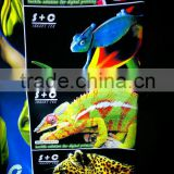 Billboard fabric backlit fabric backlit flex,flex banner,shade fabric LED light box fabric