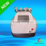 Body Slimming 2015 !!! Multifunctional Ultrasound Therapy For Weight Loss Cavitation+Vacuum+RF System Beauty Machine Skin Care