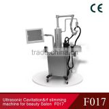 Video monitoring system ultrasonic Super body sculptor fat loss,weight loss machine for sale - F017