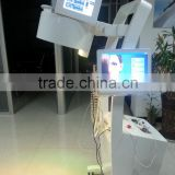 anti bald laser hair restoration machine/ 650nm 808 nm diode laser beauty equipment for hair loss treatment