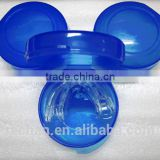 Silicone teeth whitening mouth tray anti snoring mouthpiece