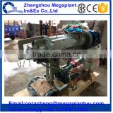Screw Pressing Cow Dung Drying Machine / Animal Waste Dewatering Machine / Manure Sludge Dewater