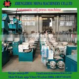 Mustard sunflower groundnut seed oil expeller fully automatic mustard seed screw oil press machine