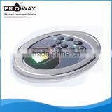 Portable Bath Tub Shower Electronic Pump Controller Massage Bathtub Control Box