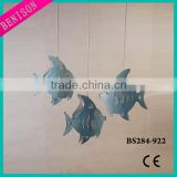 kitchen island light sea fish led hanging lamp modern pendant light for children room decoration