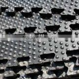 horse racing products caring interlocked side stable shed 12mm rubber mat matting floor flooring