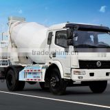 Dongfeng 4 CBM electric concrete mixer truck
