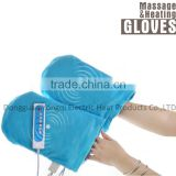 massage heated mitts with 5 level adjustable vibration and 4 level temperature setting