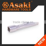 "1/2"" High Quality chromium plating extension bars"