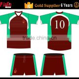 Cheap cool custom soccer jerseys kit for kids, best toddler round soccer football uniforms