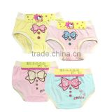 Girls panties kids boxer underwear children Modal underpants children's thongs for girls size 2-9Y