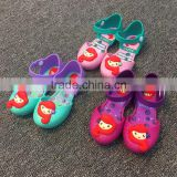 S16874A Cute Kids Jelly Sandals PVC Sandals
