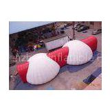 Blowing Up Custom Big Large Inflatable Tent Air Seal For Party Centers Entertainment