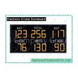 Aluminum Outdoor Electronic Cricket Scoreboard With Wireless Console Single-chip Control