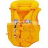 Inflatable Kids Life Jacket/Life Vest/Swim Vest