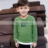 T-BH504 Cotton Spandex Custom New Model Boys Sweatshirt Design