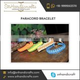 High Quality and Best Brand Paracord Bracelet for Sale
