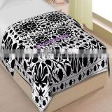 Uzbek suzani bed cover Bedspread Cotton Bed Sheet Wall Hanging Throw Twin Size