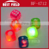 3.5cm soft flashing bouncing dice