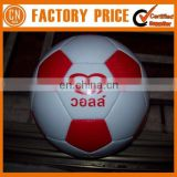 Customized Logo OEM Designed Promotional Football