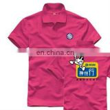 Mens/Womens Promotional Cotton and Polyester Polo Shirt