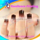 water resistant populer sticker nail