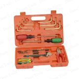 non sparking tools 13pc tool set , Aluminum bronze or beryllium copper