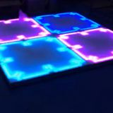 New design led dance floor 1X1m Acrylic panel tile