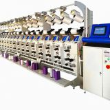 TH-18 Spandex air covering machine for making lycra covered thread Image