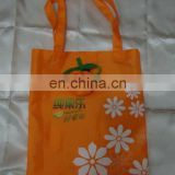 shopping bag,banana folded shopping bag,orange folded shopping bag