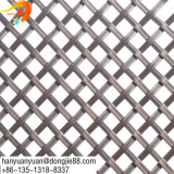decorative furniture flat wire mesh screen