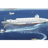 Sea freight from Shenzhen to Hamburg FCL & LCL