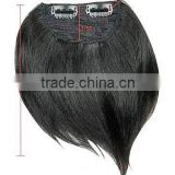 Fshion style New side bangs hair pieces synthetic hair wigs