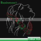 0909C China supplier iron on transfer wholesale, custom iron on wholesale transfer, bling wholesale iron on transfer