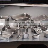 S/S Pan for Ice Cream Freezer