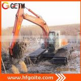 2015 Hot!!! Floating excavator in China Hitachi excavator amphibious excavator undercarriage for 21-24t excavator