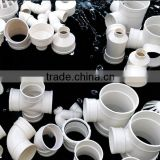 Smooth pvc pipe pvc union for water drainage system