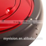 Plastic Material Floor Sweeper Suction type Electric Road Sweeper /robot vacuum cleaner in china