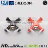 Cheerson cx-10c 0.3MP Camera 4 Channels 6-Axis Gyro RC Mini quadcopter Drone